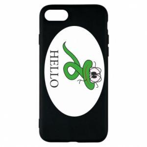 iPhone 7 Case Hello