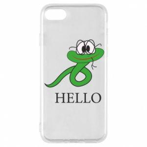 iPhone 8 Case Hello