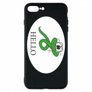 iPhone 8 Plus Case Hello