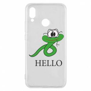 Etui na Huawei P20 Lite Hello