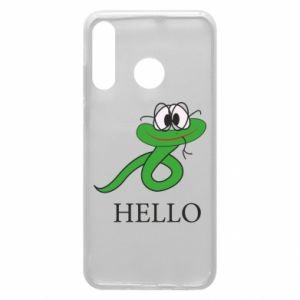 Etui na Huawei P30 Lite Hello