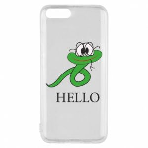 Xiaomi Mi6 Case Hello
