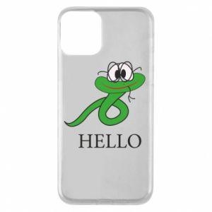 Etui na iPhone 11 Hello