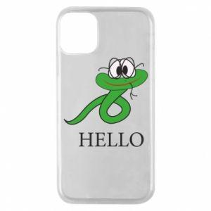 iPhone 11 Pro Case Hello