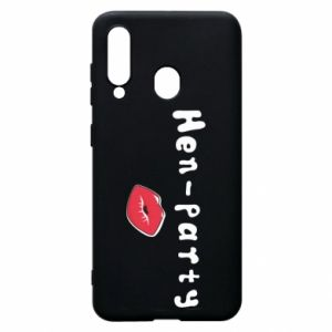 Phone case for Samsung A60 Hen-party