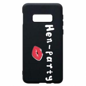 Phone case for Samsung S10e Hen-party
