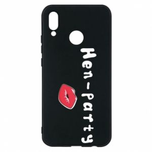 Phone case for Huawei P20 Lite Hen-party