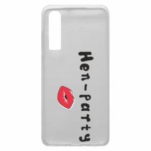 Phone case for Huawei P30 Hen-party