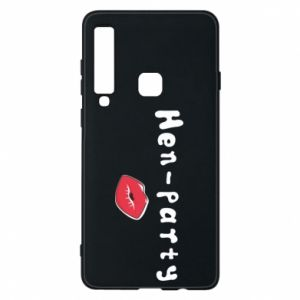 Phone case for Samsung A9 2018 Hen-party