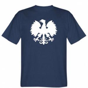 Koszulka męska Heraldyczny orzeł