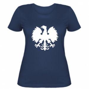 Damska koszulka Heraldyczny orzeł