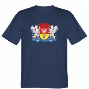 T-shirt Bialystok coat of arms