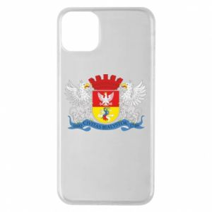 iPhone 11 Pro Max Case Bialystok coat of arms