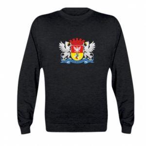 Kid's sweatshirt Bialystok coat of arms