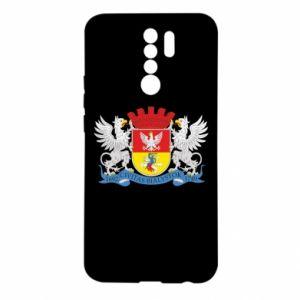 Xiaomi Redmi 9 Case Bialystok coat of arms