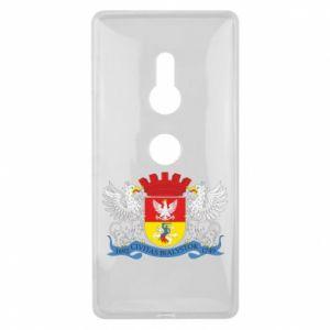 Sony Xperia XZ2 Case Bialystok coat of arms