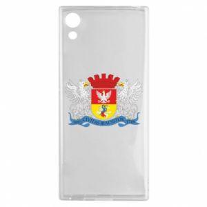 Sony Xperia XA1 Case Bialystok coat of arms