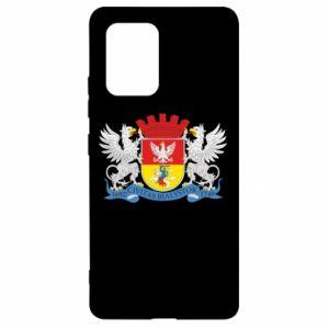 Samsung S10 Lite Case Bialystok coat of arms