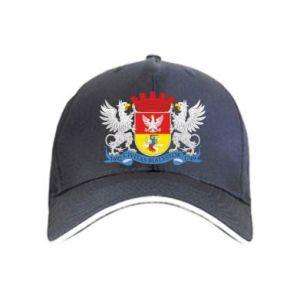 Cap Bialystok coat of arms