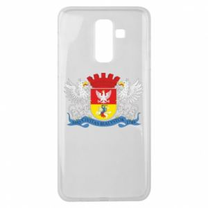 Samsung J8 2018 Case Bialystok coat of arms