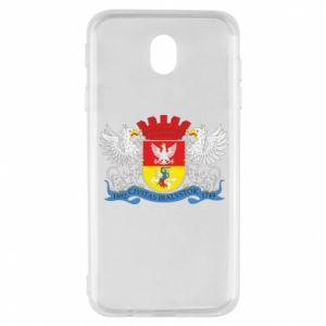 Samsung J7 2017 Case Bialystok coat of arms