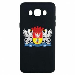 Samsung J7 2016 Case Bialystok coat of arms