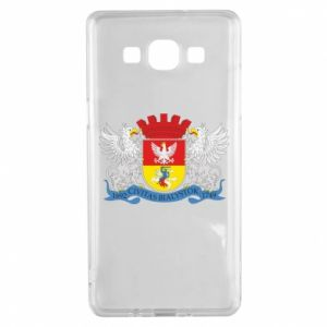 Samsung A5 2015 Case Bialystok coat of arms