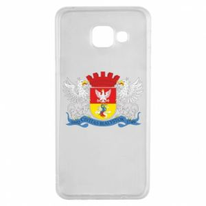 Samsung A3 2016 Case Bialystok coat of arms