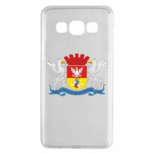 Samsung A3 2015 Case Bialystok coat of arms
