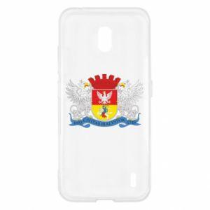 Nokia 2.2 Case Bialystok coat of arms