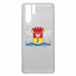 Huawei P30 Pro Case Bialystok coat of arms
