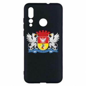 Huawei Nova 4 Case Bialystok coat of arms