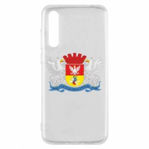 Huawei P20 Pro Case Bialystok coat of arms