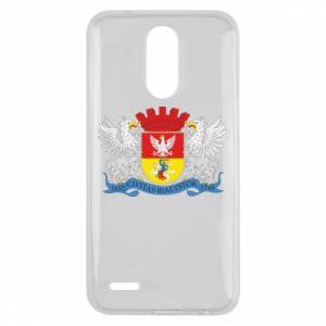 Lg K10 2017 Case Bialystok coat of arms