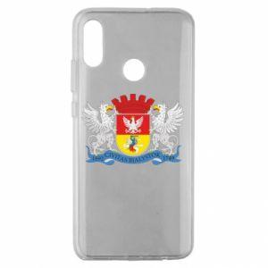 Huawei Honor 10 Lite Case Bialystok coat of arms