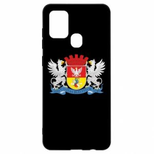 Samsung A21s Case Bialystok coat of arms