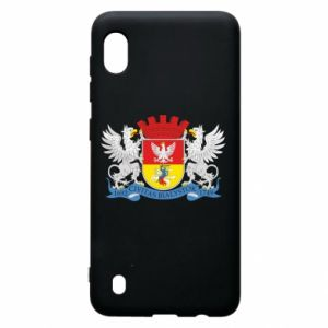 Samsung A10 Case Bialystok coat of arms