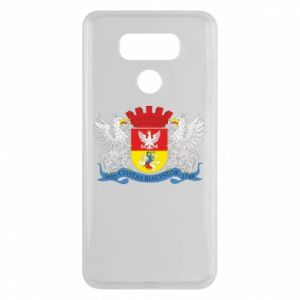 LG G6 Case Bialystok coat of arms