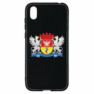 Huawei Y5 2019 Case Bialystok coat of arms