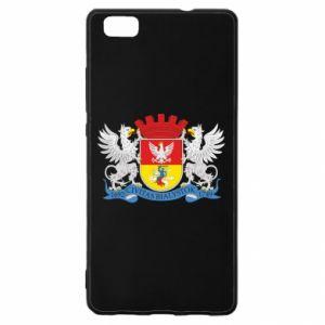 Huawei P8 Lite Case Bialystok coat of arms