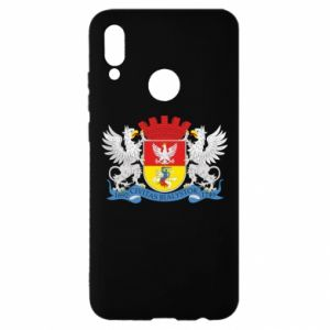 Huawei P Smart 2019 Case Bialystok coat of arms