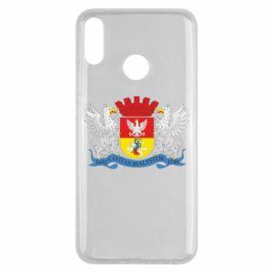 Huawei Y9 2019 Case Bialystok coat of arms