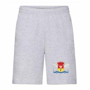 Men's shorts Bialystok coat of arms