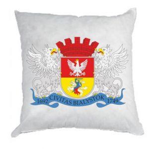 Pillow Bialystok coat of arms