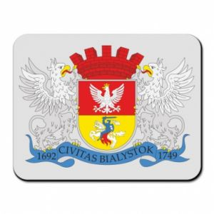 Mouse pad Bialystok coat of arms