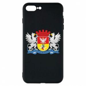 iPhone 7 Plus case Bialystok coat of arms