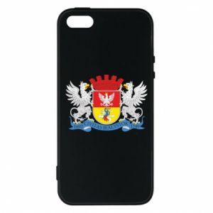 iPhone 5/5S/SE Case Bialystok coat of arms