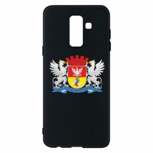 Samsung A6+ 2018 Case Bialystok coat of arms