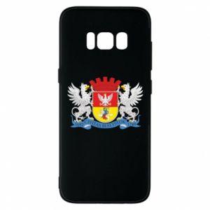 Samsung S8 Case Bialystok coat of arms