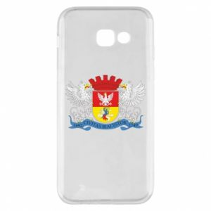 Samsung A5 2017 Case Bialystok coat of arms